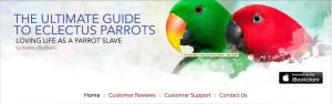 Eclectus Parrot Book